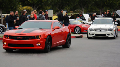 Cars & Coffee: Spring 2012