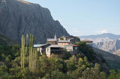 Villages of Kemaliye - Sırakonak, Bahçe, Apçağa