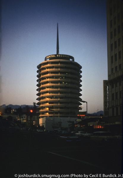 1960 Southern CA Visit