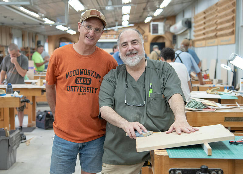 Veneering:  A Course of Action for Furniture Making with Marc Adams