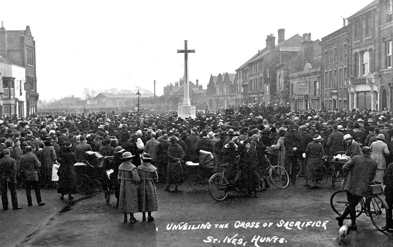 Armistice Day, 1920