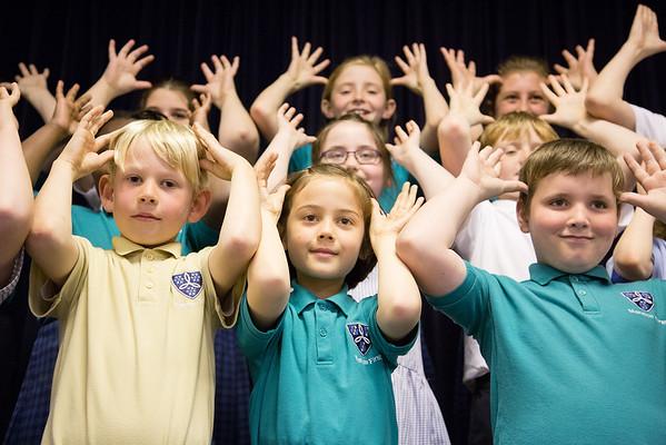 Moreton Hall, Junior Choir