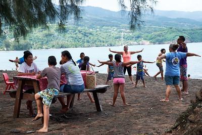 Papeete, Tahiti French Polynesia 3-18-2018