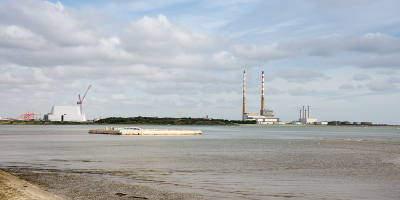 Poolbeg Power Stations