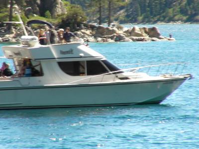Vikingsholm Emerald Bay Lake Tahoe, CA