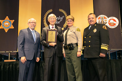 Award of Valor Luncheon - November 7, 2018