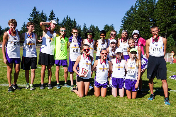 2015 Issaquah Cross Country