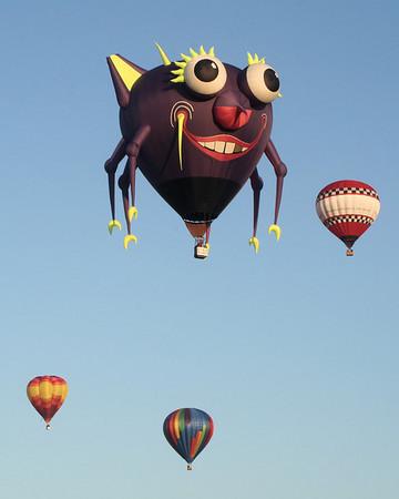 4H Fair Balloon Chase 2007