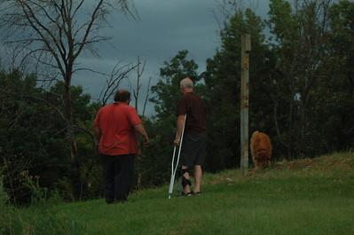 10 Meter Hill Renovations: Summer 2010