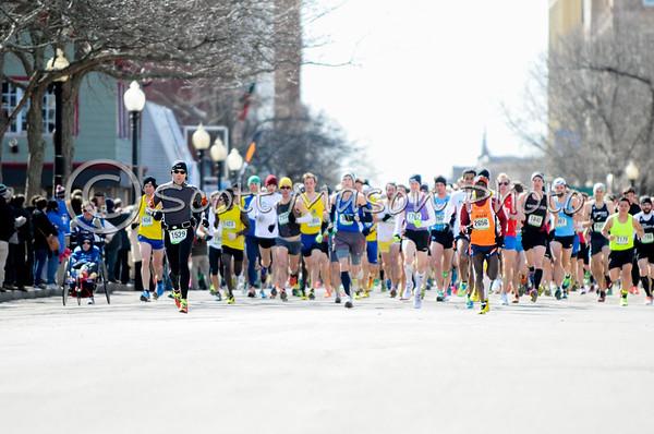 New Bedford Half Marathon 2014