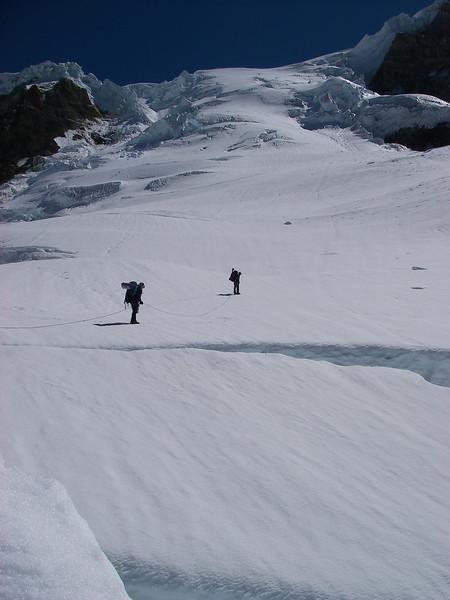 Tahoma Glacier crevasses 13