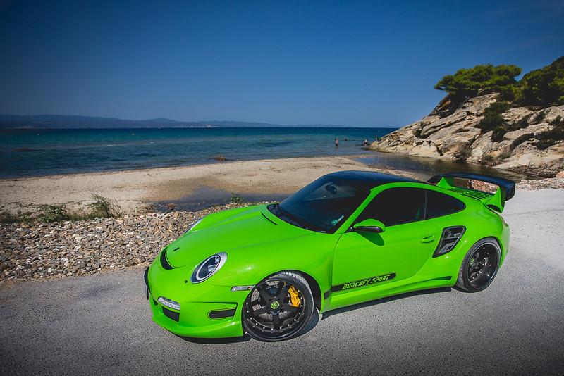 Porsche 911 T 997 Donchev Sport - RALLYPIXELS