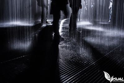 Rain Room  - LACMA