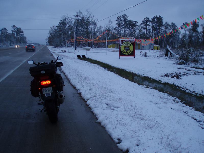 December 11, 2008 - Texas Hwy 105