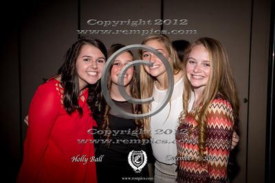 2013 High School Holly Ball
