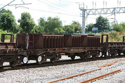 BCA - Bogie Open Steel Coil Carrier