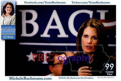 Michele Bachmann 99 Tour part 3