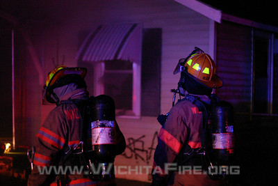 House Fire 2504 N. Waco (3/29/07)