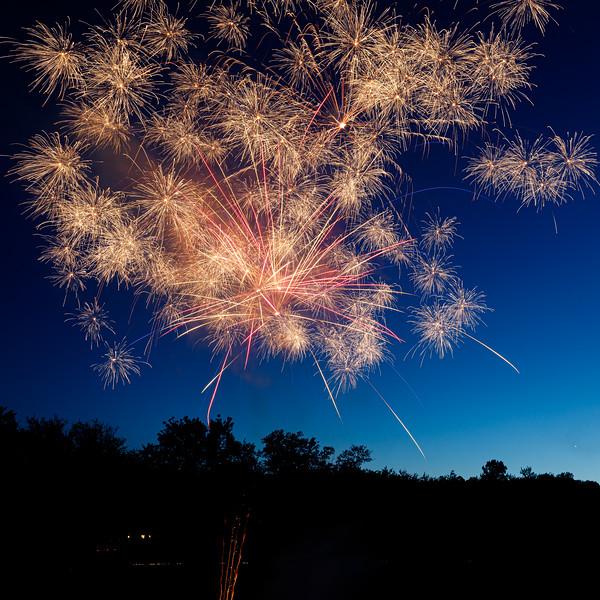 July Fireworks 2021