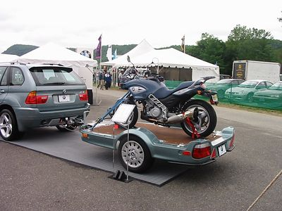 And you thought accessories only meant stuff for the INSIDE of your BMW...