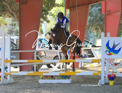 Pacific Indoor Eventing December 2017