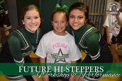 Future Hi-Stepper Workshop & Performance 2013