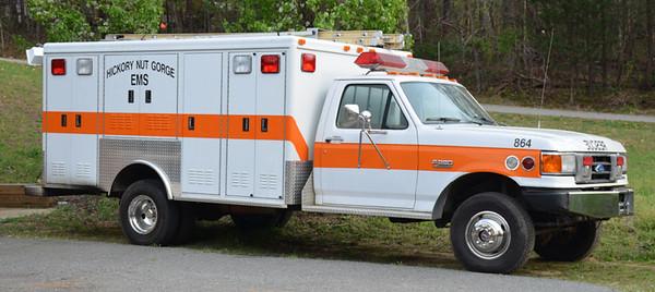 Hickory Nut Gorge EMS & Rescue Squad