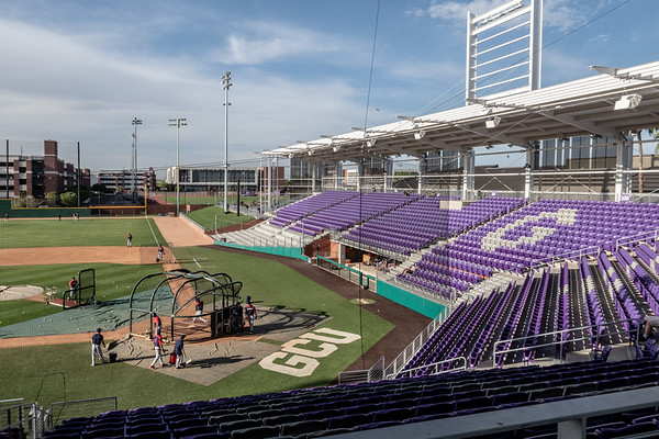 Arizona at GCU Baseball 9 April 2019