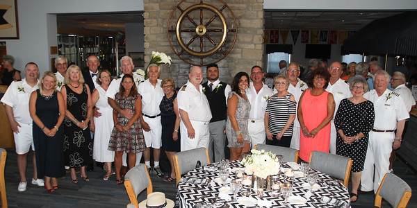 July 20, 2019. Commodore's Ball at Vermilion Boat Club.