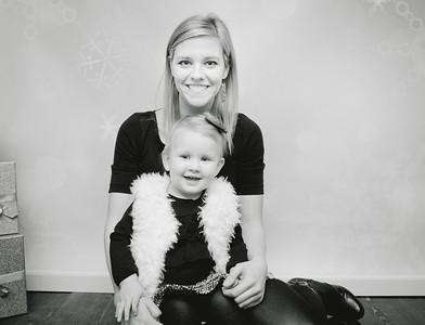 Tara & Kinzley - Mother Daughter