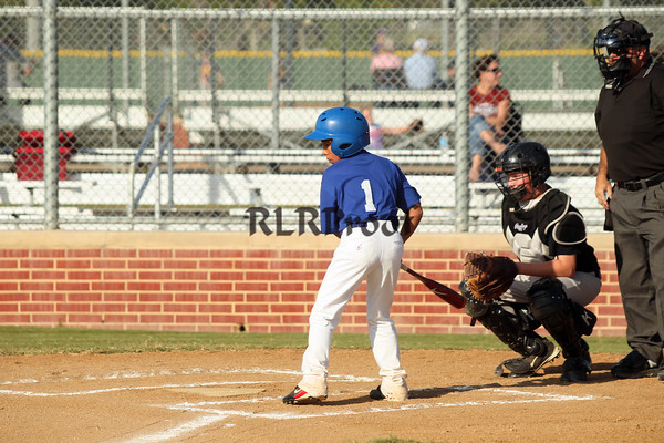 Dodgers vs Rio Vista Black 2012