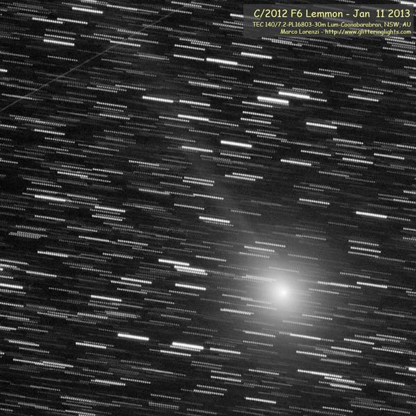 Comet Lemmon c/2012 F6