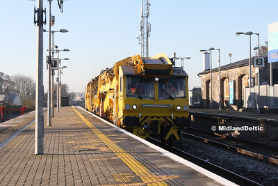 Portlaoise (Rail), 01-12-2016