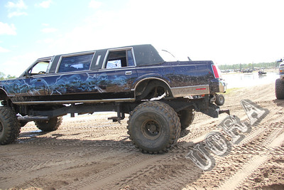 Trucks Gone Wild at Redneck Yacht Club - Part 1 - November 2012