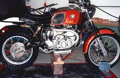 BMW Airhead Dirtbikes off Web