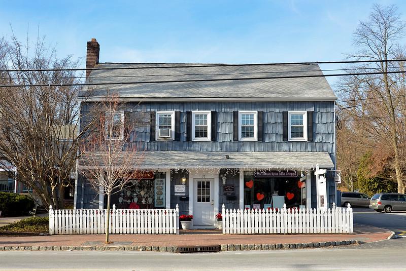 Novelty store on Main Street in Chester, NJ