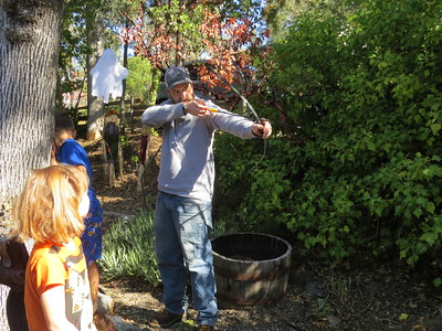 2013 Hunter's Birthday, Ukiah, October