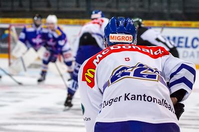 EV Zug - Kloten Flyers