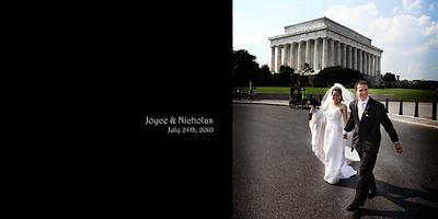 Album Layout Joyce