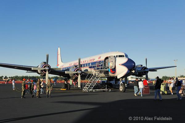 DC7B N836D