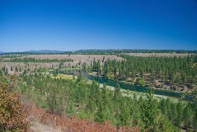 I. Out West 2012 -- Spokane River Gorge