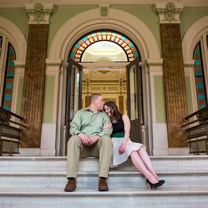 Laura & Joe's Engagement Portraits