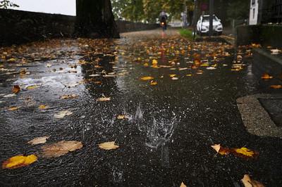 Solothurn rainwalk