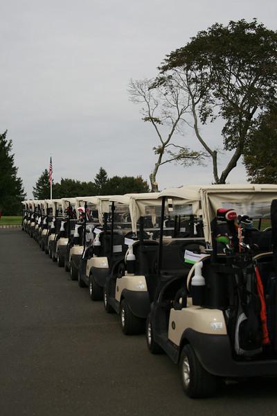 Victoria Knight McBeth Golf Outing 2009