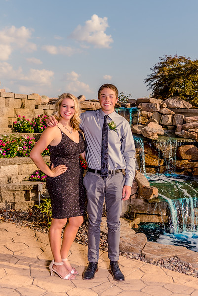 Gibault Homecoming 2017- Mueth Home Session