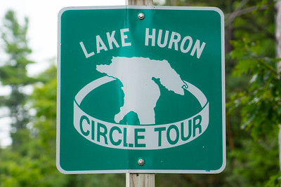 Lake Huron Circle Tour - August 2018