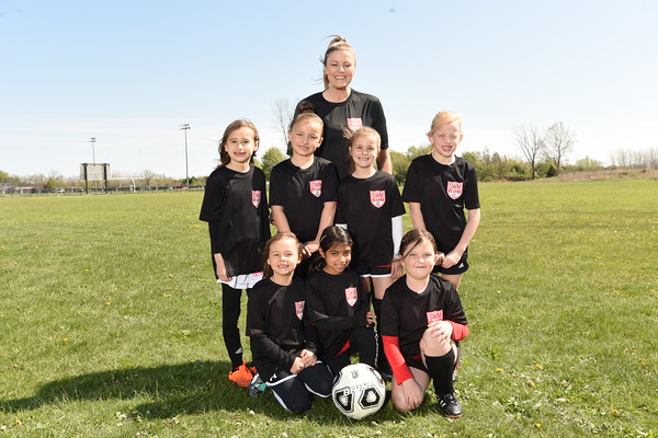 U8 Girls Team 2 Kilmartin