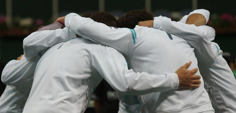 ARG vs Cze (2013 Davis Cup SF)