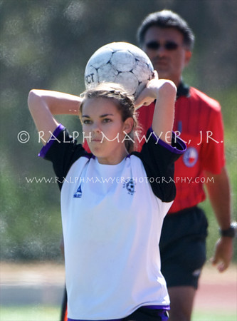 Soccer - St. Mary's Hall vs John Cooper School (Women) (2014)