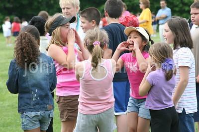 Flanders Elementary School - Field Day - May 15, 2007